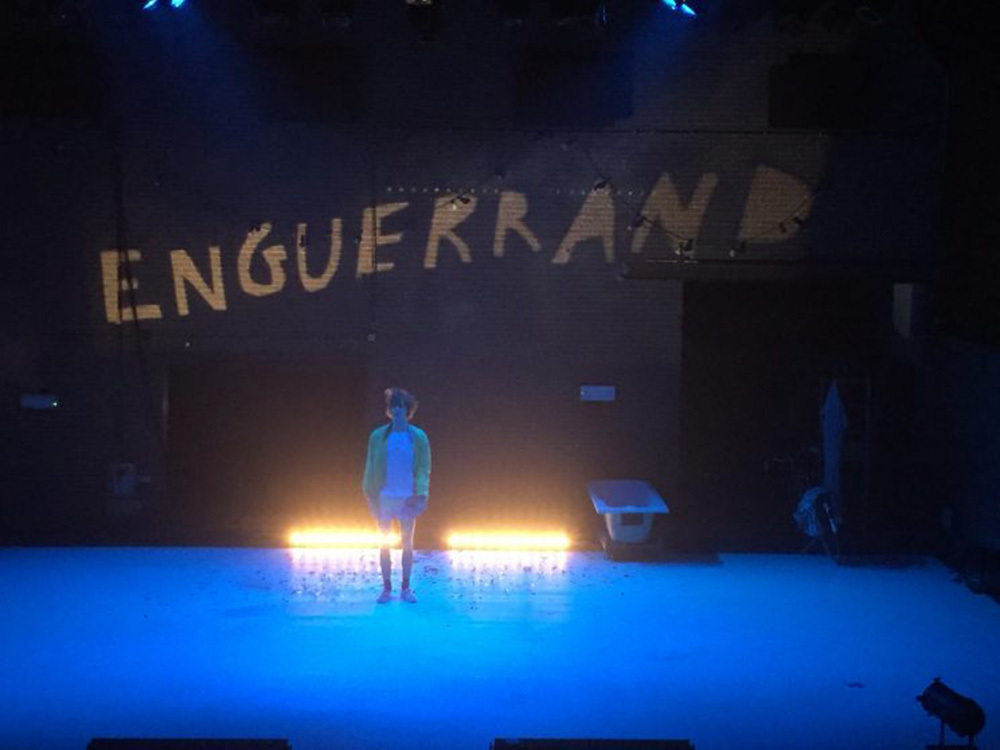 Frisco et crème glacée, Teenager Tragedy   Ados Théâtre
