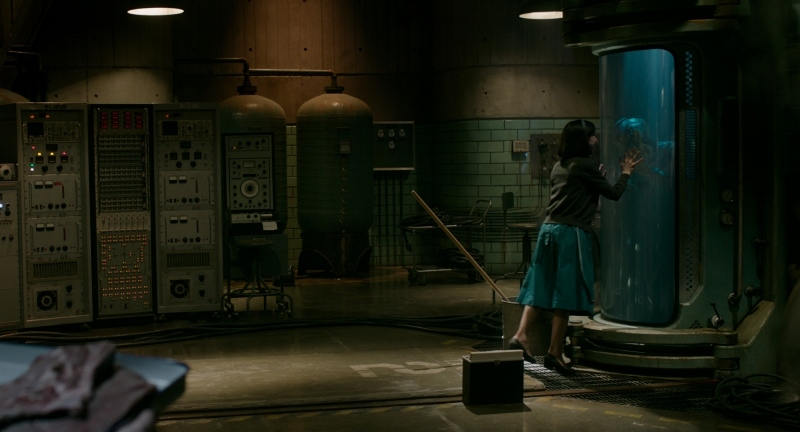The Shape of Water    Cinéma