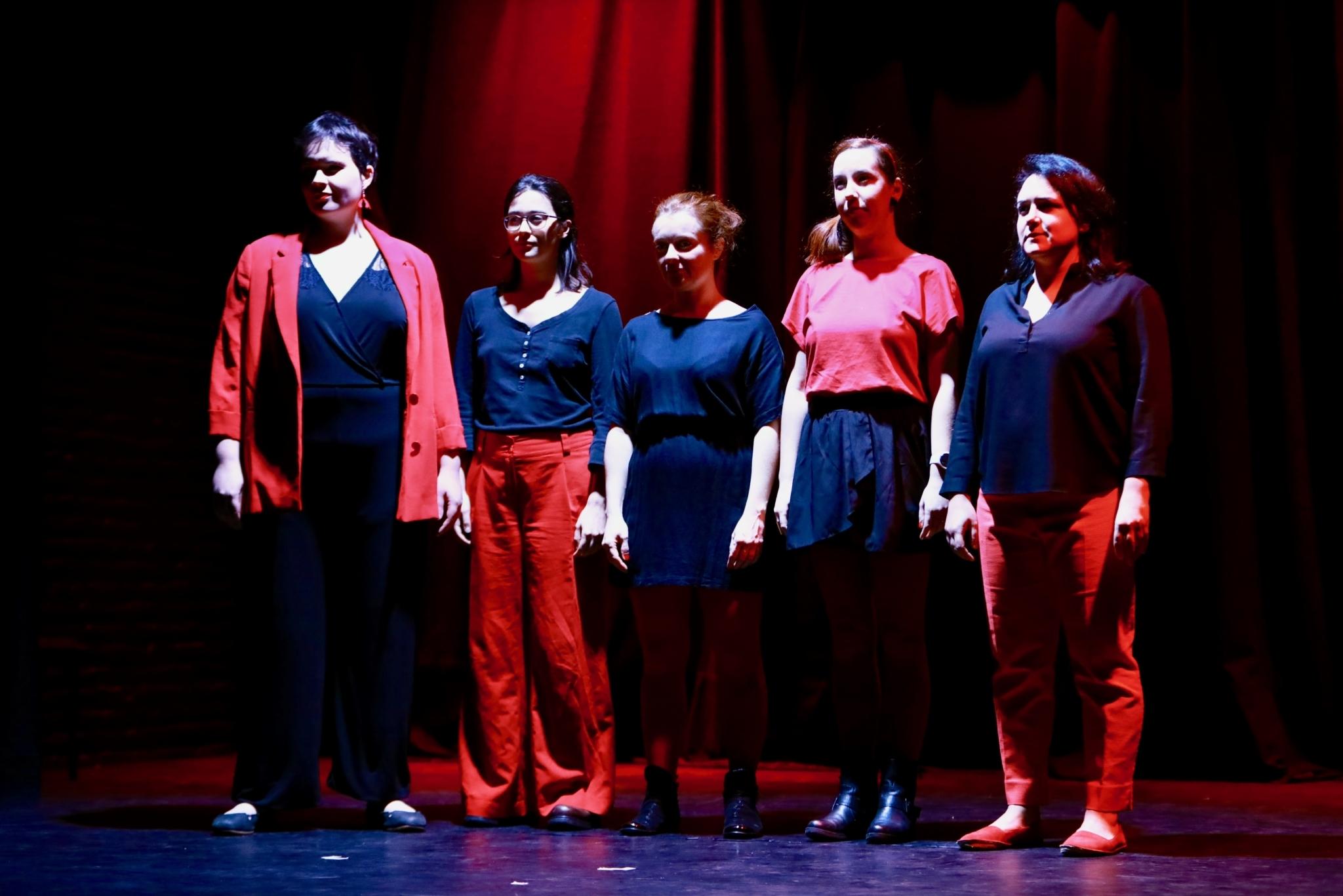 Rouge   Festival Théâtre