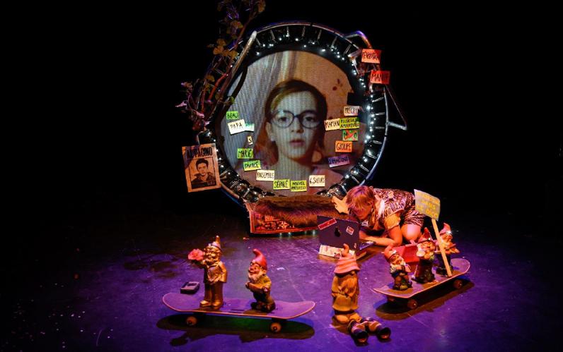 Suzette Project | Rencontres Danse Cirque Théâtre Théâtre