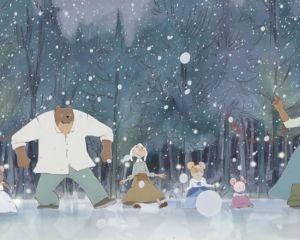 Ernest et Célestine en hiver   Kids Cinéma