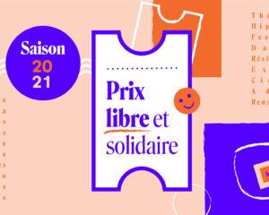 Prix Libre et solidaire |